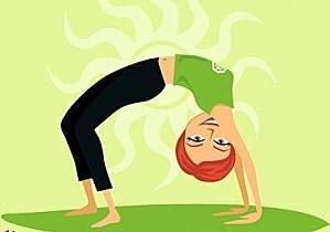 Joie yoga